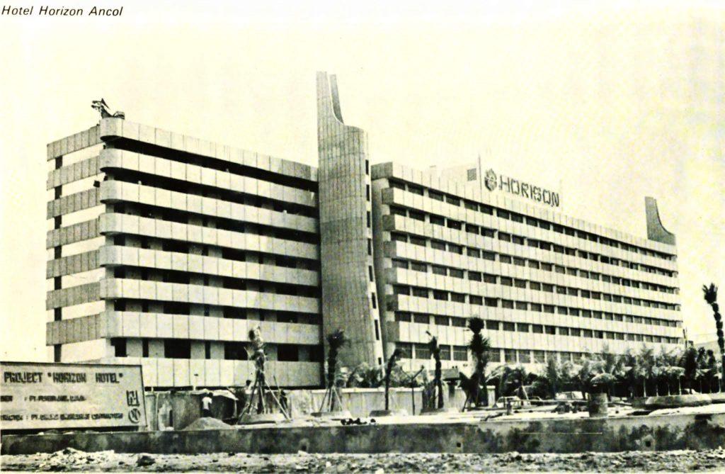 Hotel Mercure Convention Centre d/h Hotel Horison Ancol, Jakarta, 1975