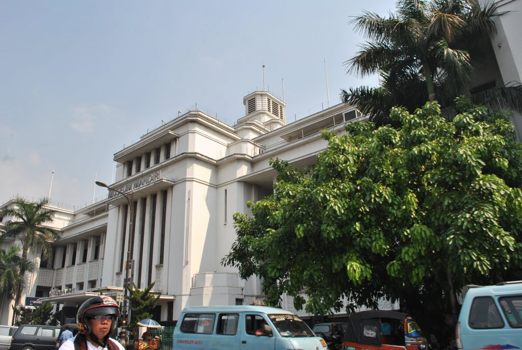 Museum Bank Mandiri, sumber inspirasi Plaza Mandiri