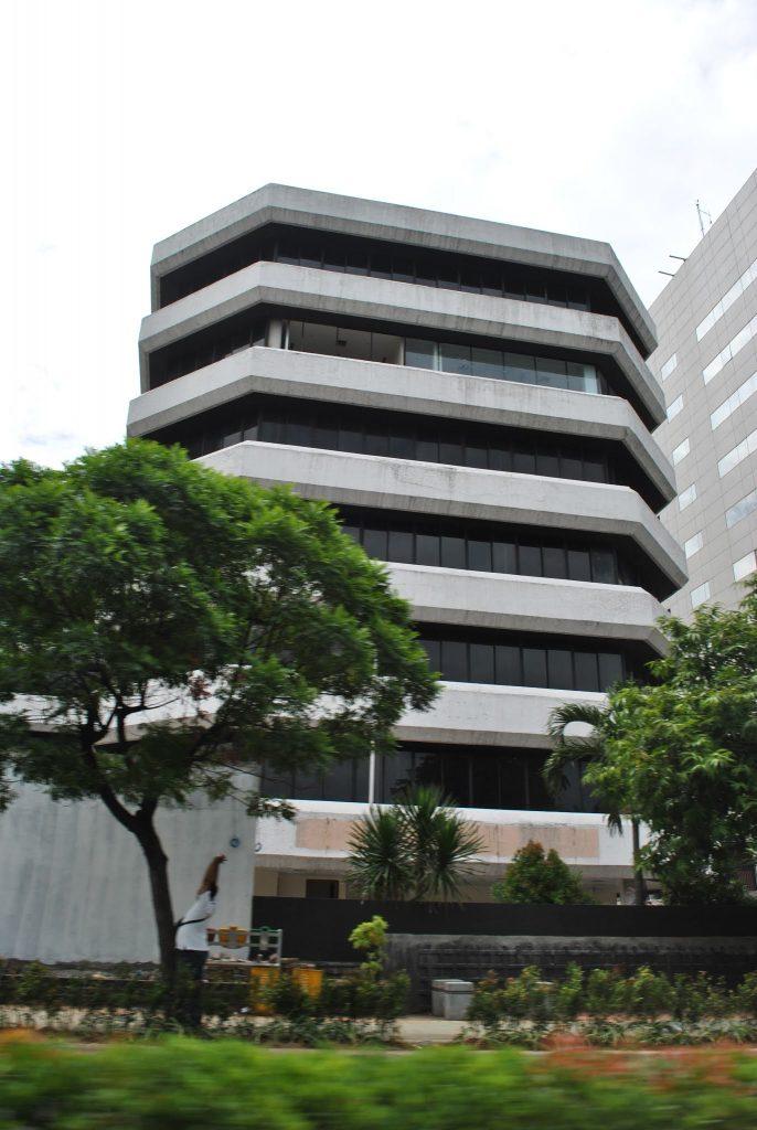 Gedung Kedutaan Besar Arab Saudi
