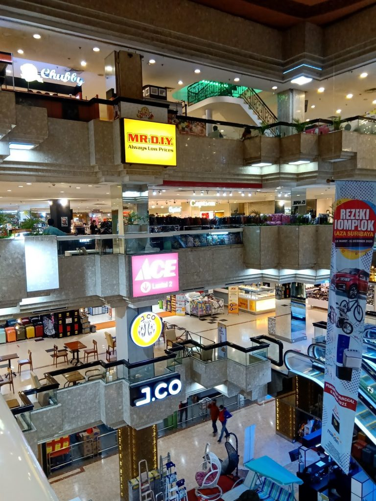Interior Delta Plaza Surabaya