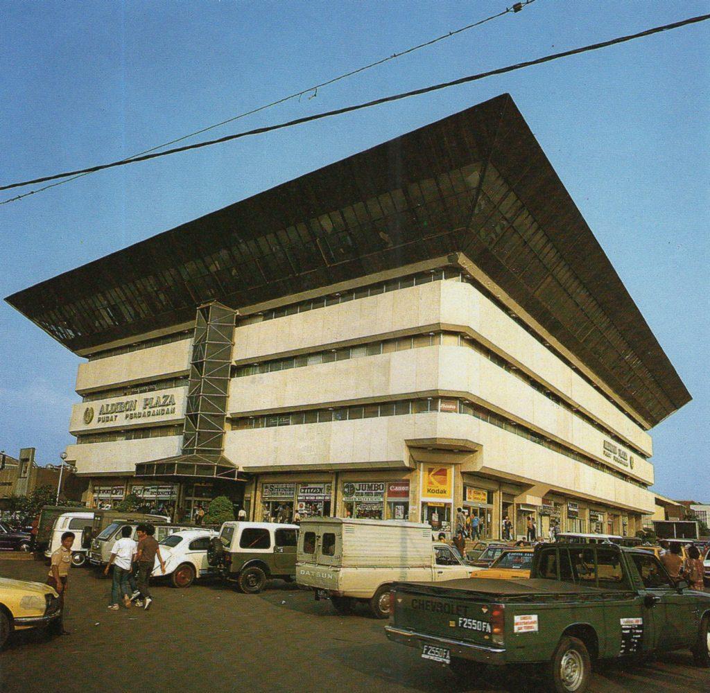Aldiron Plaza, Jakarta 1980an