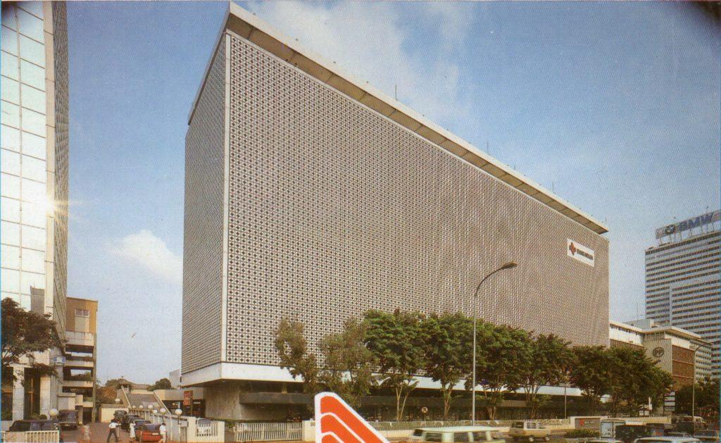 Oil Centre Building, Jakarta 1988