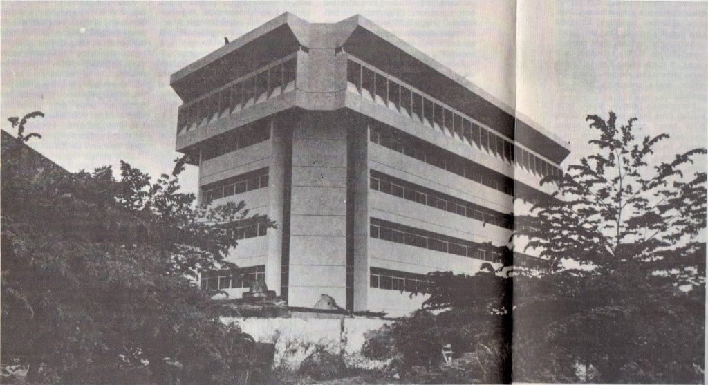 Gedung Ditjen Permasyarakatan Kemenkumham 1980