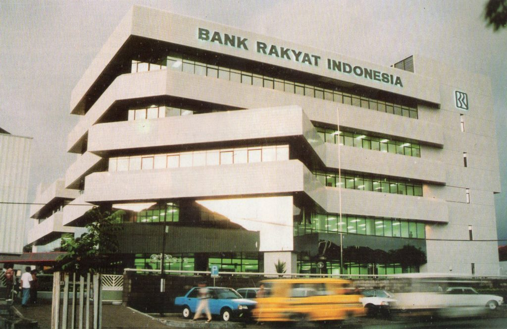 Gedung BRI Makassar 1990