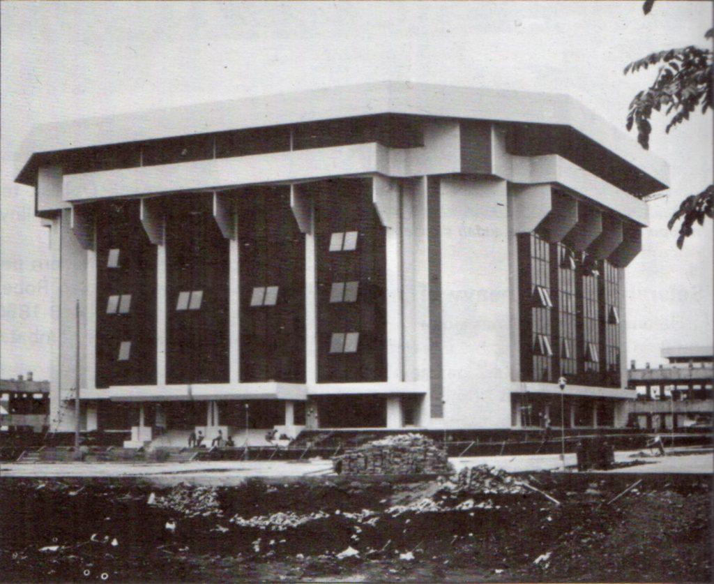 Gedung Kementerian Desa, Pembangunan Desa Tertinggal dan Transmigrasi Kalibata