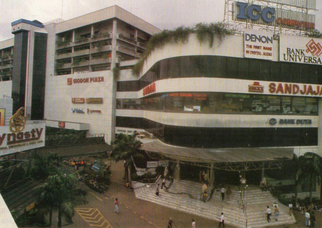 Glodok Plaza, Jakarta 1993
