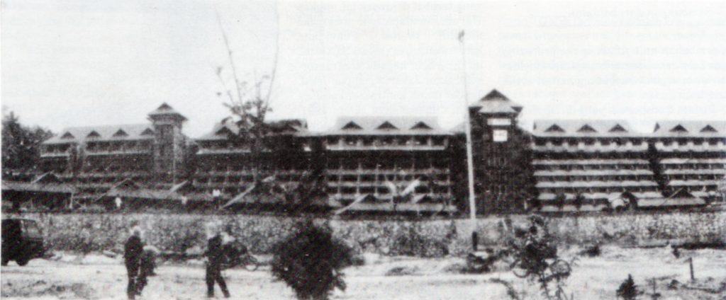 Hotel Biak Beach Marauw saat dibangun 1994