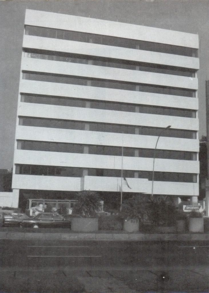 Indosurya Center sebagai Wisma Elok di Jakarta 1986