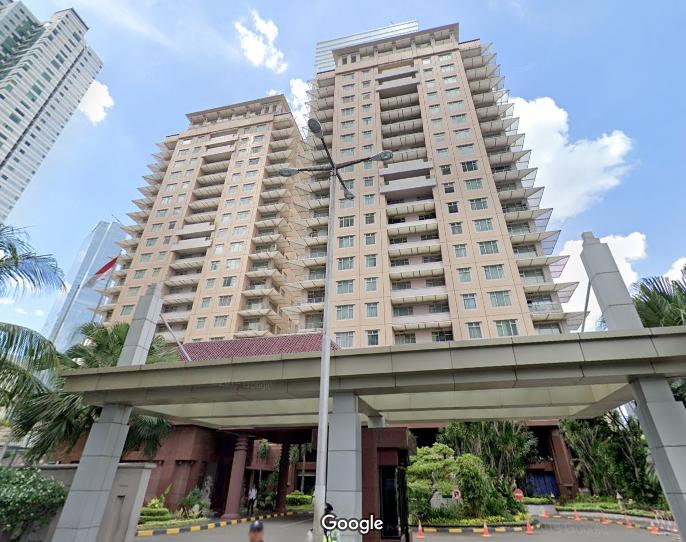 Apartemen Istana Sahid
