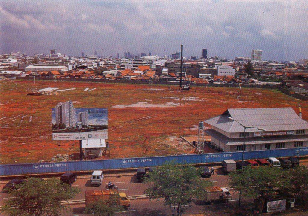 Mangga Dua, Jakarta 1992