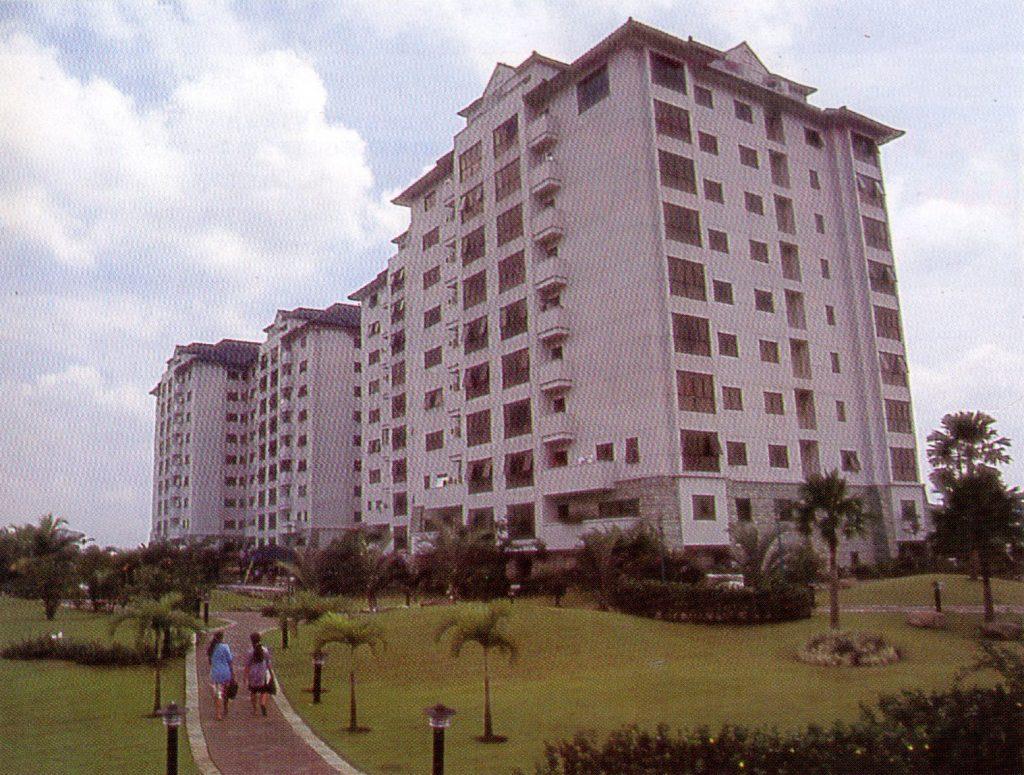 Apartemen Kemang Jaya Taman