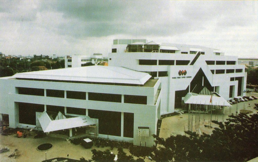 WTC Surabaya di tahun 1991