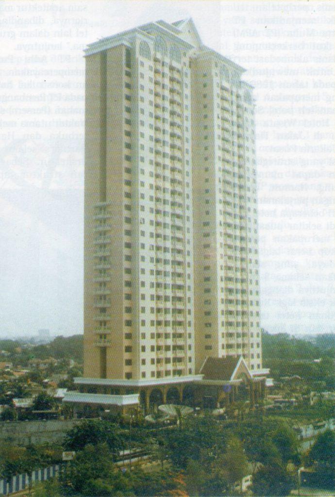 Apartemen Simprug Indah, 1997